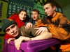 Dee-Dee (Sarah Dillon), Digger (Martin McCann), Doc (Alan Walsh) and Scully (Thomas Farrell)