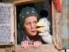 Martha (Rita Hamill) and the Goose
