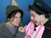 Martha (Roisín Gribbin) and Postie (Johnny Hopkins)