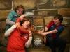 Deggsie (Gus McDonagh), Petey (Niall McDonagh) and Spider (John Morton)