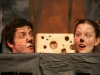 Spike, Town Mouse (Seán McDonagh) and Dandelion, Country Mouse (Jody O\'Neill)