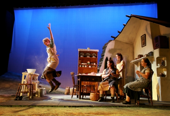 Dancing At Lughnasa (2012) - Ross Costigan Photography