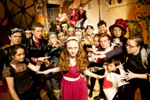 Senior Youth Theatre's Alice in Wonderland (2015)