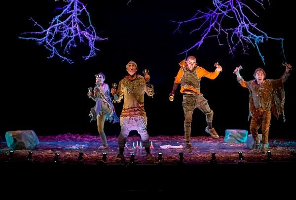 The fairy-folk bell chorus