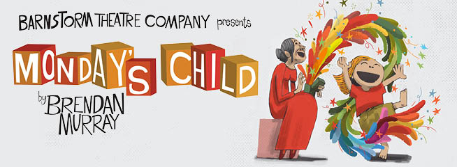 banner image of poster for Monday's Child