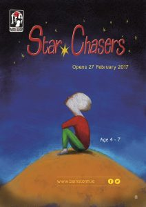 Advance notice of Star Chasers